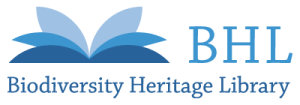 Biodiversity Heritage Library BHL