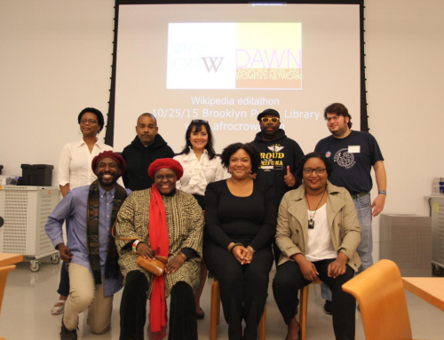 [Video] Afrocrowd Works With Libraries and Museums to Improve Representation on Wikipedia
