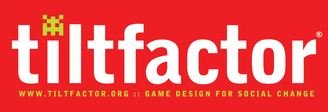 tiltfactor - game design for social change